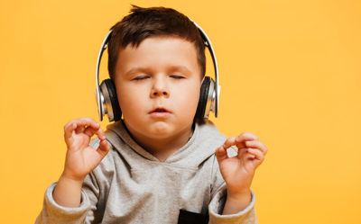 Meditation can be taught to children - it's easy