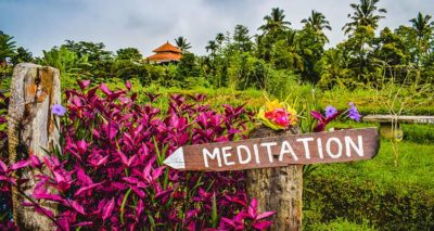 Beginners can learn to meditate