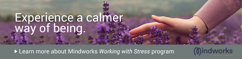 Experience a calmer way of being