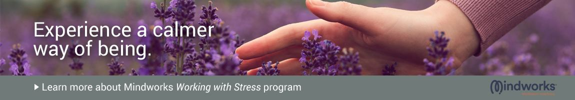 Mindworks teaches meditation to reduce stress