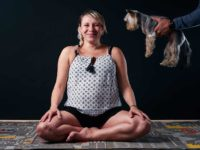 Guided meditation - NOT! with a dog