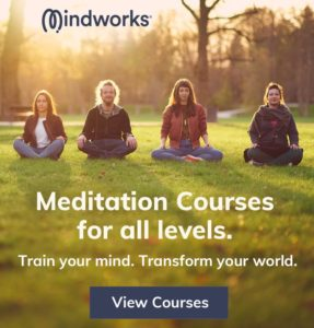 Mindworks meditation courses for people of all levels