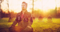 Mindworks has meditation courses for young and old